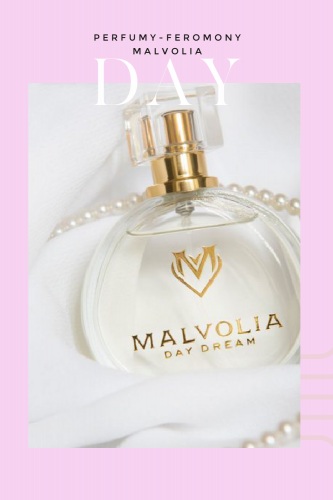 perfumy z feromonami MALVOLIA DAY DREAM + PREZENT
